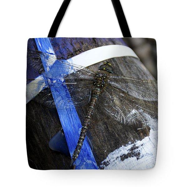 Blending In  Tote Bag by Ellery Russell
