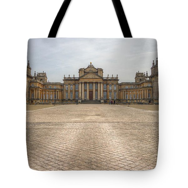 Blenheim Palace Tote Bag