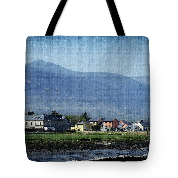 Blennerville Windmill Ireland Tote Bag by Teresa Mucha