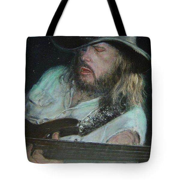 Blues Traveler Tote Bag