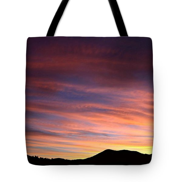 Bless The Lord My Soul Tote Bag