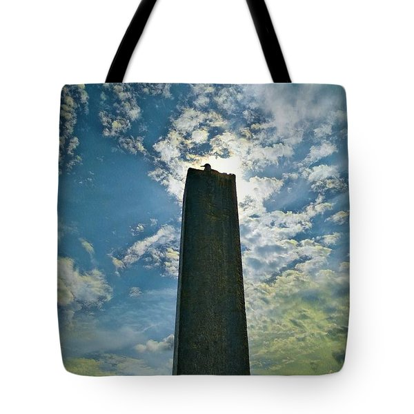 Blessed Bird Tote Bag