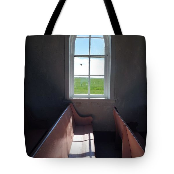 Blessed Sanctuary Tote Bag