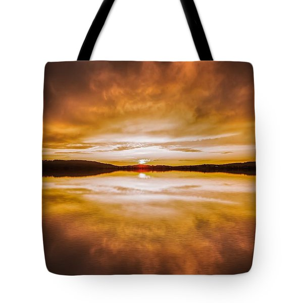 blessed Sight Tote Bag by Rose-Maries Pictures