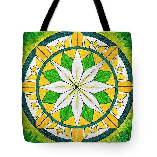 Blessings Of Kapayapaan/bendiciones De La Paz Tote Bag