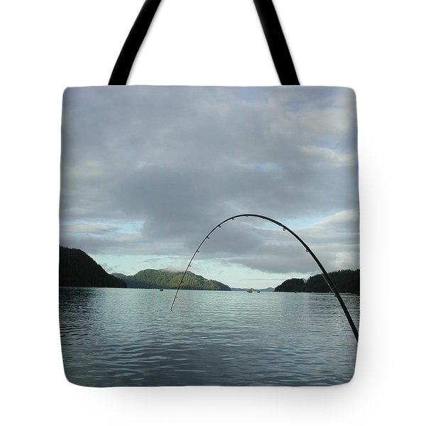 Hisnit Inlet And Sunny Bligh Tote Bag