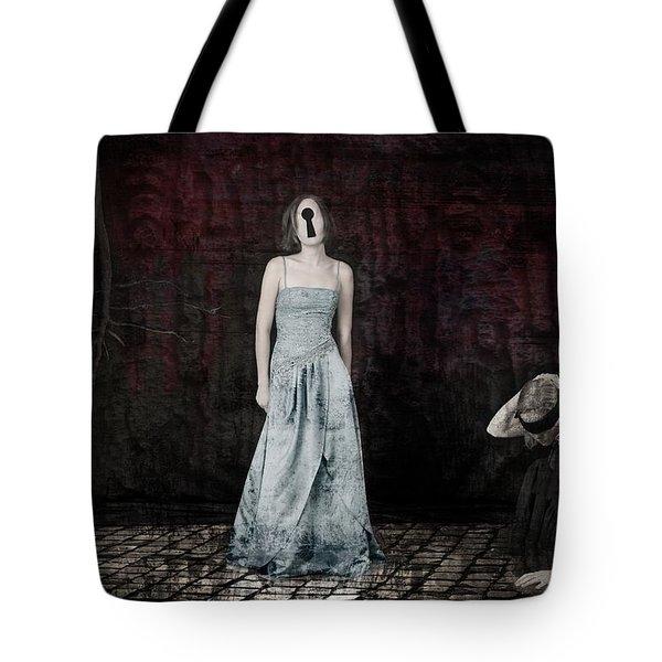 Blind Eye Tote Bag