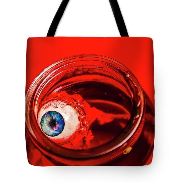 Blind Fear Tote Bag