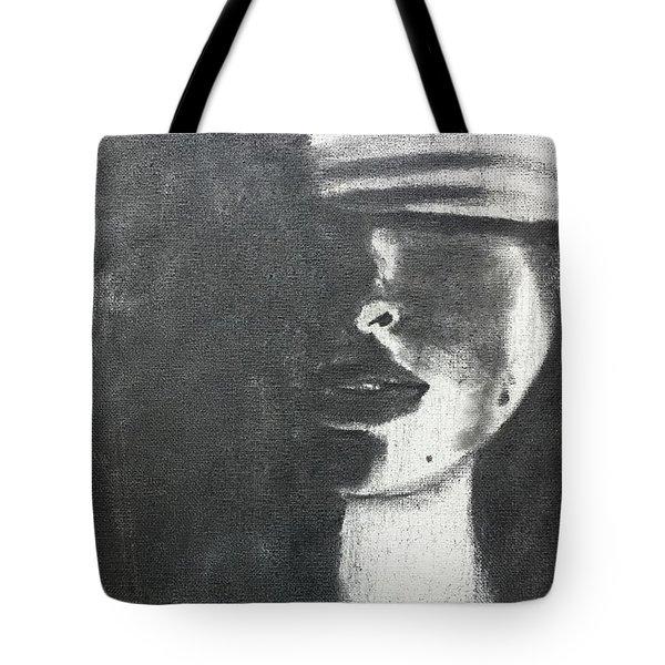 Blind Justice Tote Bag