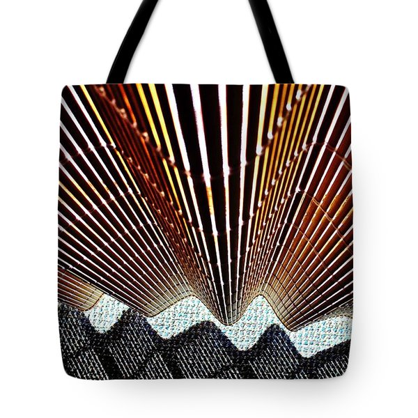 Blind Shadows Abstract I I I Tote Bag