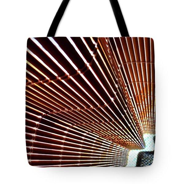 Blind Shadows Abstract I I Tote Bag