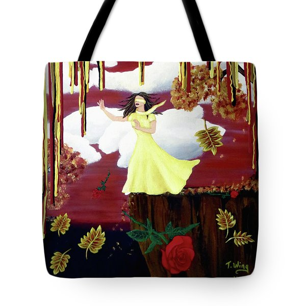 Blinded By Love Tote Bag