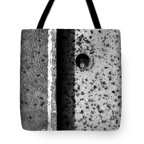 Blindside Tote Bag by Tom Druin