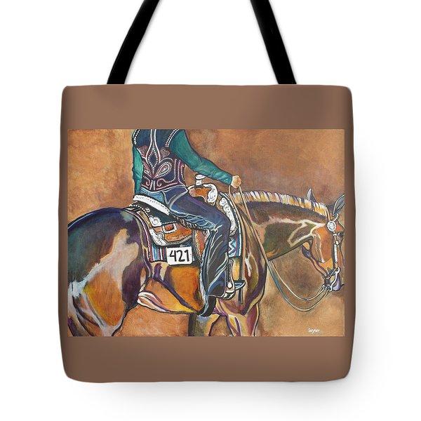 Bling My Ride Tote Bag