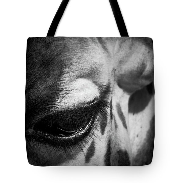Blink Of An Eye Tote Bag