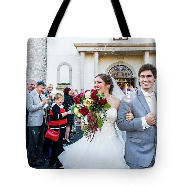 Tote Bag featuring the photograph Blis by Annette Hugen