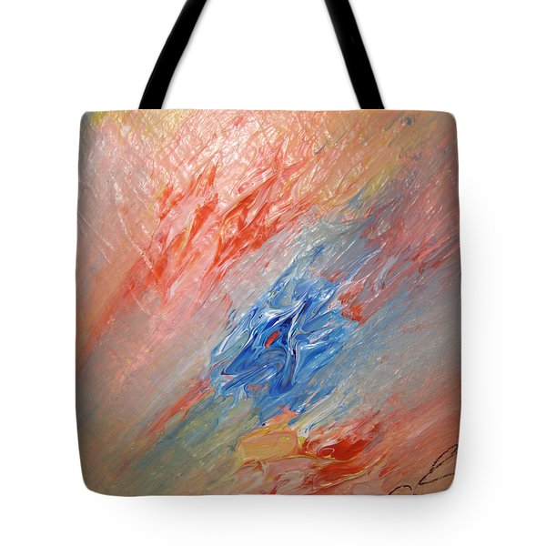 Bliss - B Tote Bag