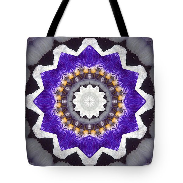 Tote Bag featuring the photograph Bliss by Bell And Todd