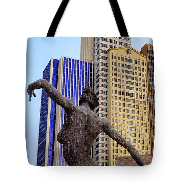 Nyny Dance Tote Bag