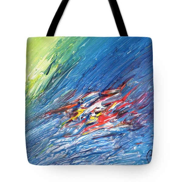 Bliss - E Tote Bag