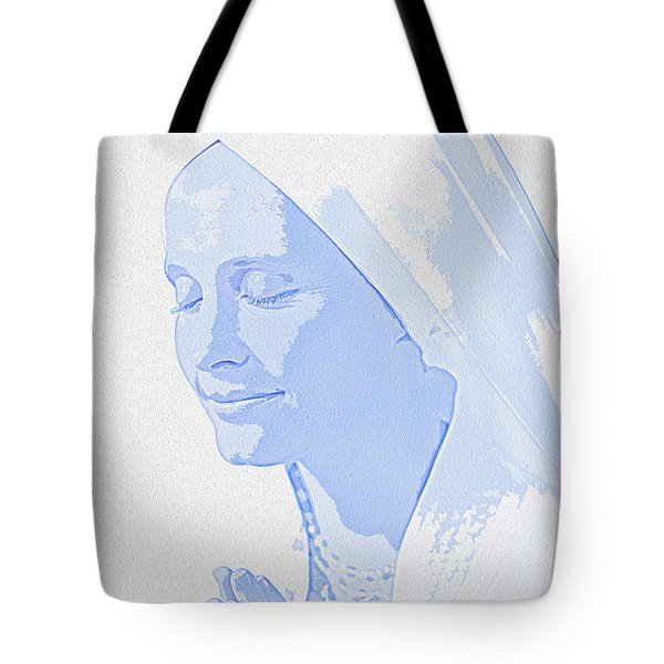 Bliss Is God Tote Bag