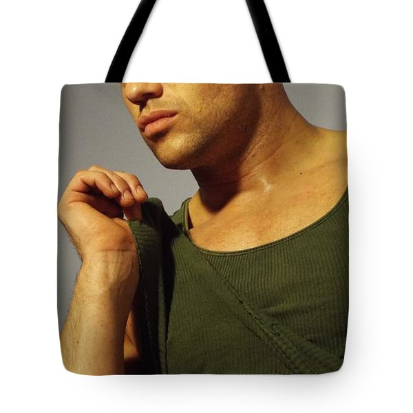 Bliss  The Look Tote Bag by Jake Hartz