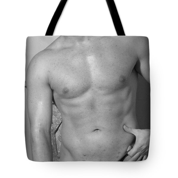 Bliss The Stripper Tote Bag by Jake Hartz