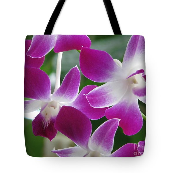 Blithe Tote Bag by Misha Bean