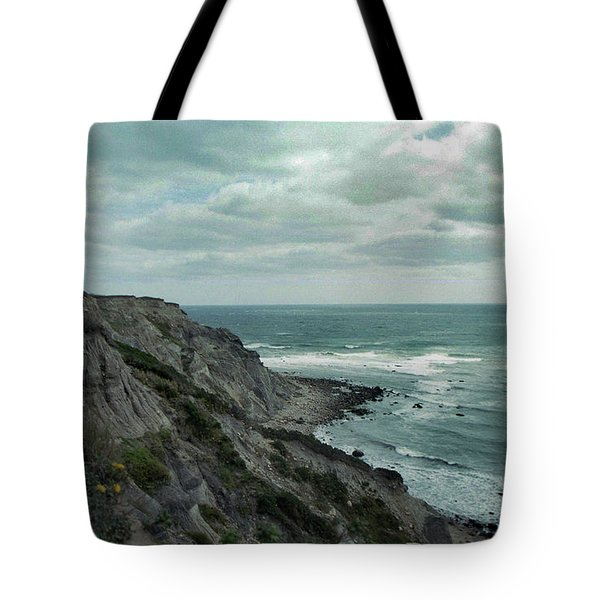 Block Island South East Lighthouse Tote Bag
