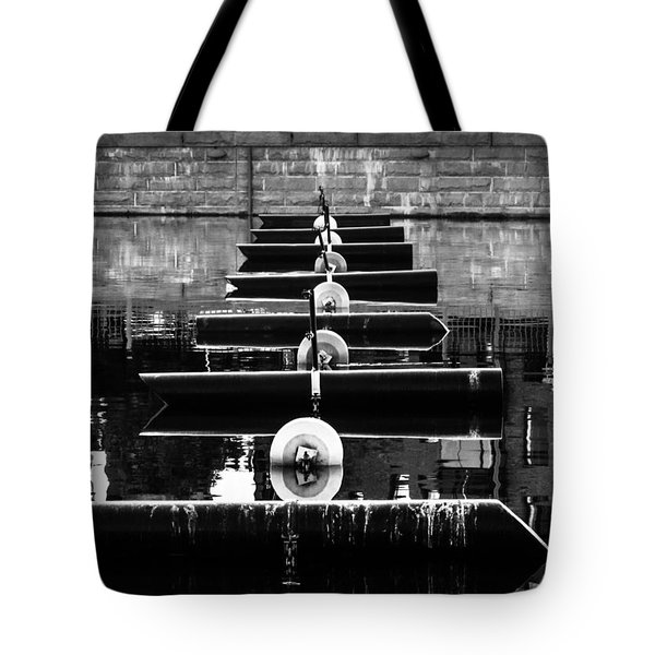 Blockage Tote Bag