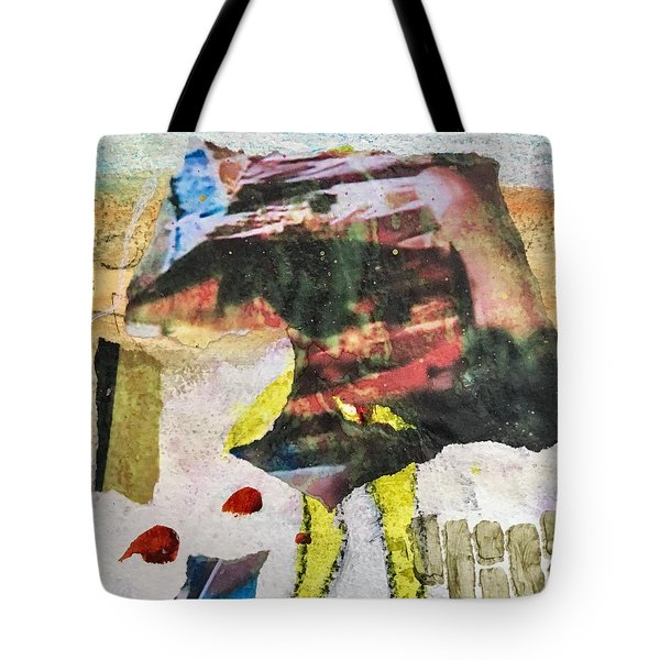 Blockhead Tote Bag
