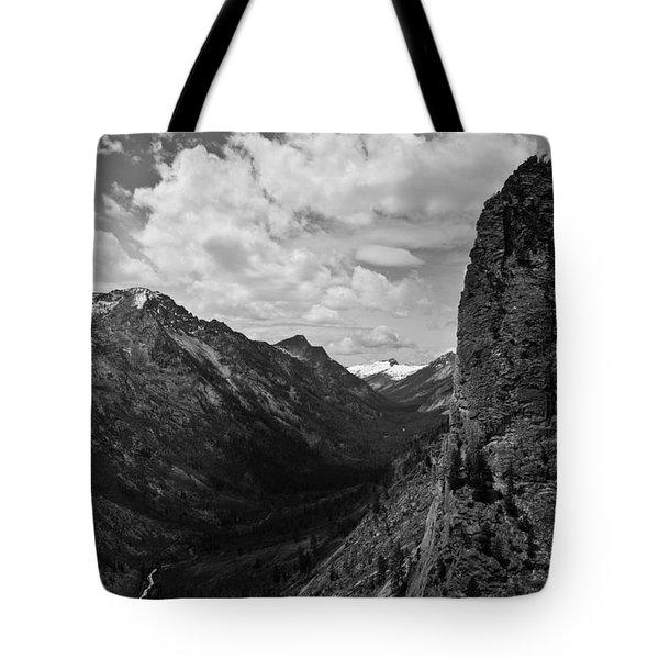 Blodgett Canyon Tote Bag