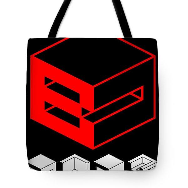 Blok Poster Tote Bag