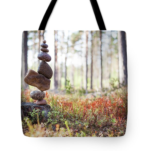 Blomma Tote Bag