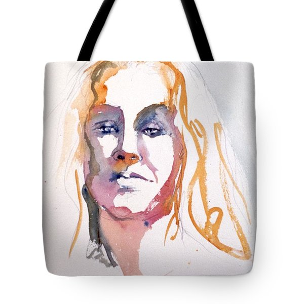 Blonde #1 Tote Bag