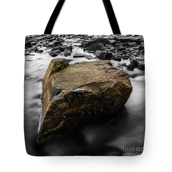 Blonde Rock Tote Bag