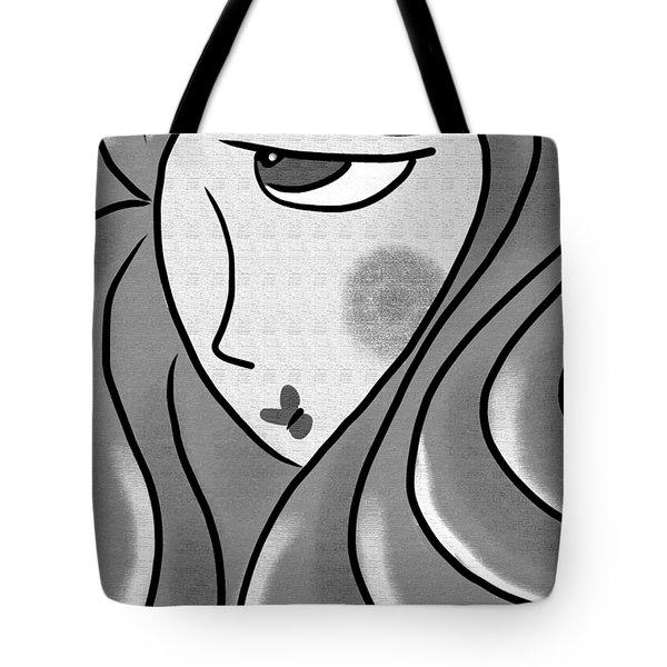 Blondi Conte Tote Bag