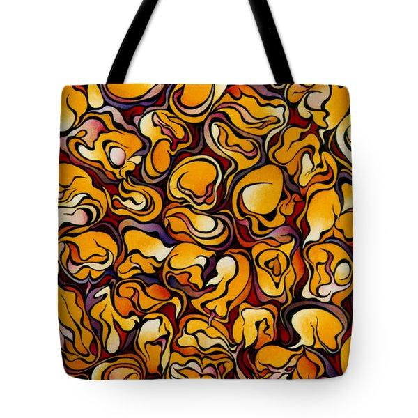 Blood Corn Tote Bag