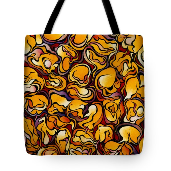 Blood Corn Tote Bag