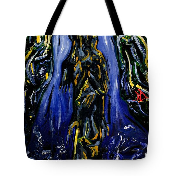 Blood Gulch Tote Bag