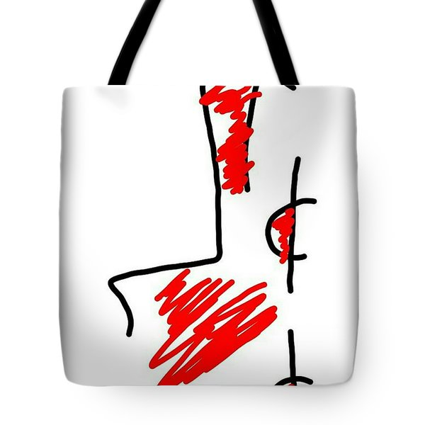 Blood Money Tote Bag