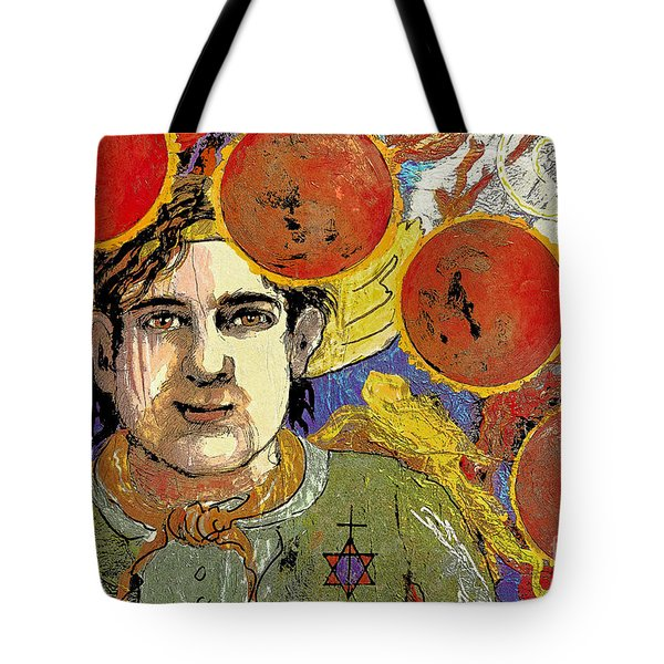 Blood Moon Tetrad Tote Bag