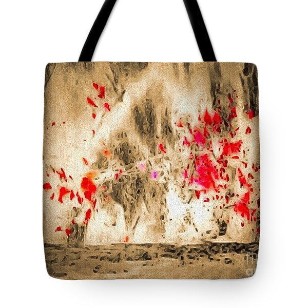 Blood Sport Tote Bag