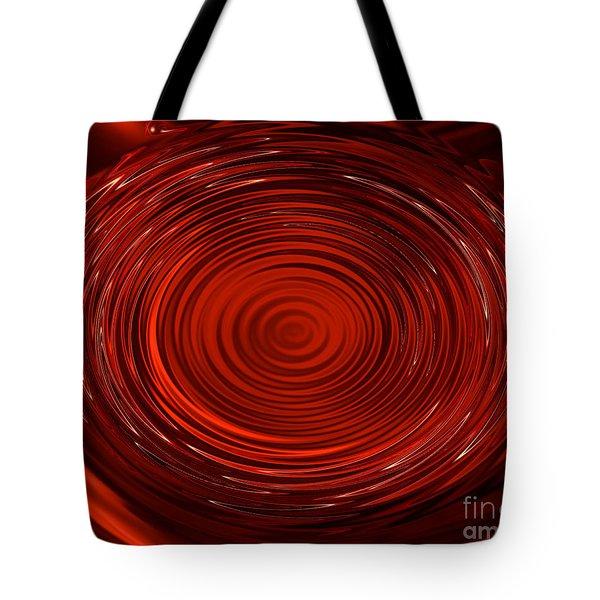 Blood Tears Tote Bag