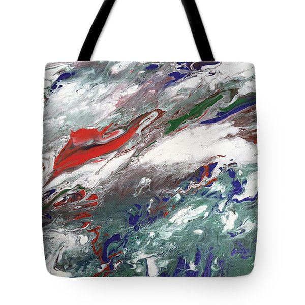 Bloody Well Right Tote Bag