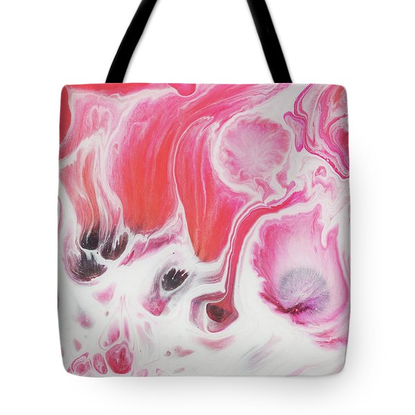 Tote Bag featuring the painting Bloom by Nikki Marie Smith