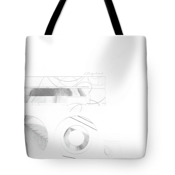 Bloom No. 4 Tote Bag