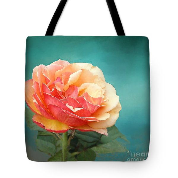 Perfect Rose Of Spring Tote Bag