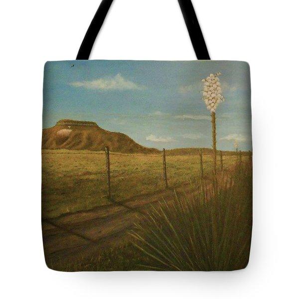 Bloomin' Yucca Tote Bag