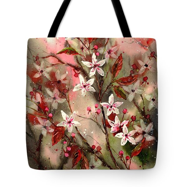 Blooming Magical Gardens Tote Bag